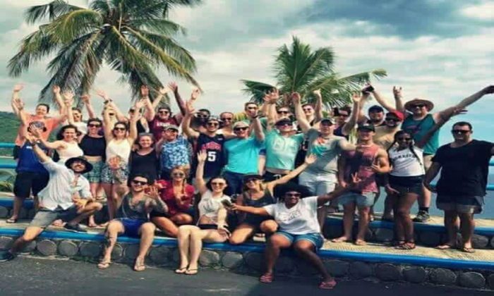Contiki family, Bali, Lombok, Bali Island Hopper, Summer 2016, June, Views