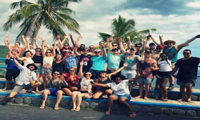 Contiki family, Bali, Lombok, Bali Island Hopper, Summer 2016, June, Views