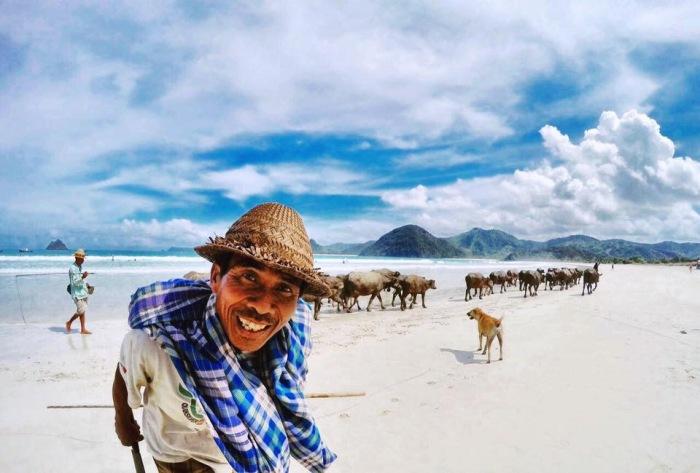Kuta, Lombok, Surfing, Beach, Contiki, Bali Island Hopper